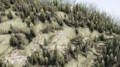 Snake road for MudRunner