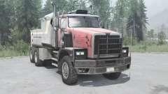 Western Star 6900XD 2008 v1.0.1 for MudRunner