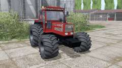 Fiatagri 140-90 Turbo DT wide tyre for Farming Simulator 2017