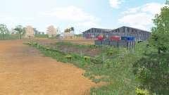 Fazenda Uniao for Farming Simulator 2015
