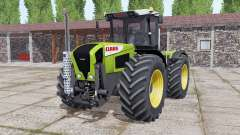 CLAAS Xerion 3300 Trac VC michelin tires for Farming Simulator 2017