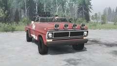 Snake Truck for MudRunner