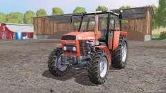 URSUS 1014 soft red for Farming Simulator 2015