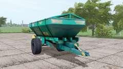 MTT 4U for Farming Simulator 2017