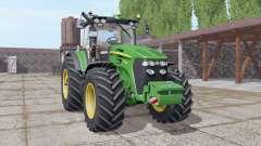 John Deere 7730 michelin tires for Farming Simulator 2017