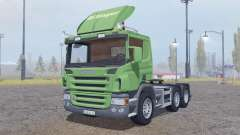 Scania P420 6x6 for Farming Simulator 2013