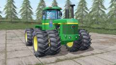 John Deere 8440 green for Farming Simulator 2017