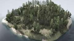 Аrkham Island for MudRunner