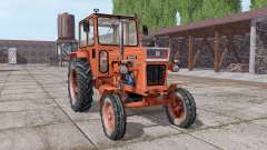 Universal 650 diesel for Farming Simulator 2017
