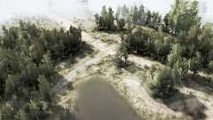 Tver trails for MudRunner