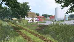 Penberlan Farm for Farming Simulator 2015