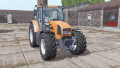 Renault Ares 640 RZ for Farming Simulator 2017