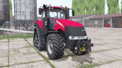 Case IH Magnum 340 CVX crawler modules for Farming Simulator 2017