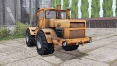 Kirovets K-700A orange for Farming Simulator 2017