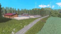 Balkanska Dolina v2.2 for Farming Simulator 2017