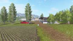 Vall Farmer v2.0.1 for Farming Simulator 2017