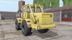 Kirovets K-700A soft-yellow for Farming Simulator 2017