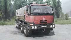 Tatra T815 TerrNo1 8x8 for MudRunner