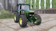 John Deere 6810 dual rear for Farming Simulator 2017