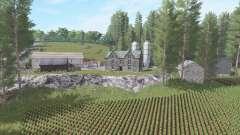 Hillside Farm v2.0 for Farming Simulator 2017