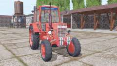 MTZ 82 Belarus soft-red for Farming Simulator 2017
