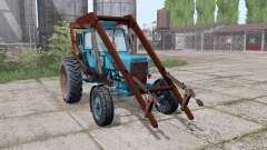 MTZ 80 Belarus 4x4 tagamet for Farming Simulator 2017