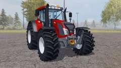 Valtra N163 strong red for Farming Simulator 2013