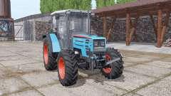 Eicher 2090 Turbo soft cyan for Farming Simulator 2017