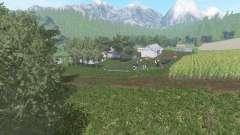 Jasienica v1.3 for Farming Simulator 2017