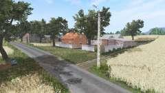 Staszkowo for Farming Simulator 2017