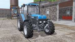 New Holland 6640 for Farming Simulator 2017