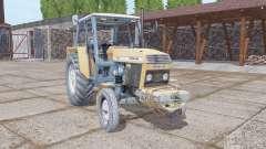 URSUS 912 very soft orange for Farming Simulator 2017