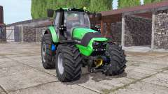 Deutz-Fahr Agrotron 6190 TTV 2013 for Farming Simulator 2017
