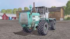 T-150K soft turquoise for Farming Simulator 2015