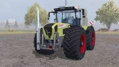 CLAAS Xerion 3800 twin wheels for Farming Simulator 2013