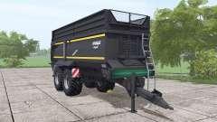 Krampe Bandit 750 schwarzer for Farming Simulator 2017