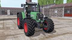Fendt 820 Vario TMS lime green for Farming Simulator 2017