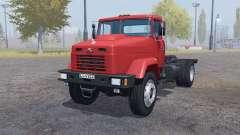 KrAZ 5133 tractor for Farming Simulator 2013