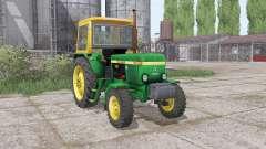 John Deere 1030 Soft Top 4x4 for Farming Simulator 2017
