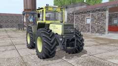 Mercedes-Benz Trac 1500 Turbo v2.0 for Farming Simulator 2017