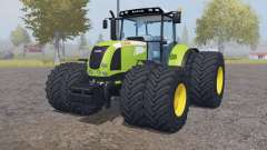CLAAS Arion 640 double wheels for Farming Simulator 2013