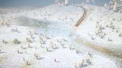 Snow Hills for MudRunner