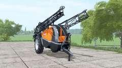 Caruelle-Nicolas Stilla 460 bright orange for Farming Simulator 2017