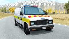 Gavril H-Series SMUR for BeamNG Drive
