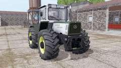 Mercedes-Benz Trac 1400 Turbo light grayish for Farming Simulator 2017