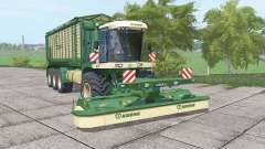 Krone BiG L 550 prototype v1.0.1 for Farming Simulator 2017