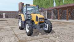 Renault Ares 550 RZ loader mounting for Farming Simulator 2017