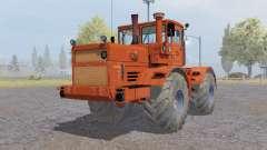 Kirovets K-700A red-orange for Farming Simulator 2013