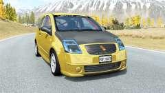 Citroen C2 for BeamNG Drive