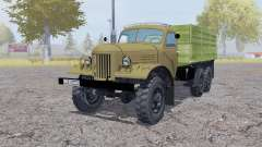 ZIL 157К 1961 v2.0 for Farming Simulator 2013